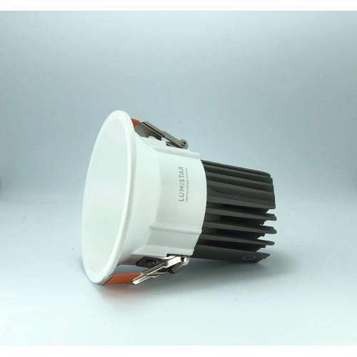Встраиваемый светильник FOTON L, 16W, 4000K, 120*126мм, белый