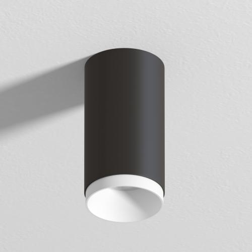 Накладной светильник G-Lumi, черный, 120*60мм