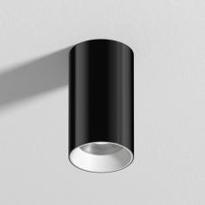Накладной светильник G-Lumi, черный хром, 110*60мм