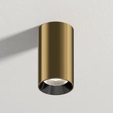 Накладной светильник G-Lumi, латунь, 110*60мм