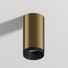 Накладной светильник G-Lumi, латунь, 120*60мм