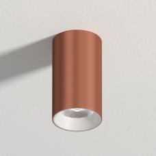 """Накладной светильник G-Lumi, """"медный песок"""", 110*60мм"""