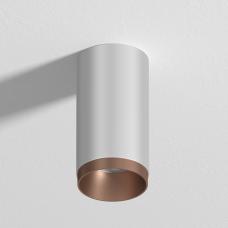 """Накладной светильник G-Lumi, """"матовое серебро"""", 120*60мм"""
