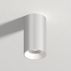 """Накладной светильник G-Lumi, """"матовое серебро"""", 110*60мм"""