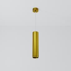 Подвесной светильник G-Lumi, латунь, 250*60мм