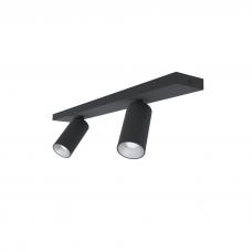 Накладной светильник Module S, 18W, черный, 3000К, 135*500мм