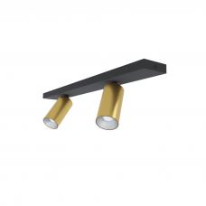 Накладной светильник Module S, 18W, золотой, 3000К, 135*500мм