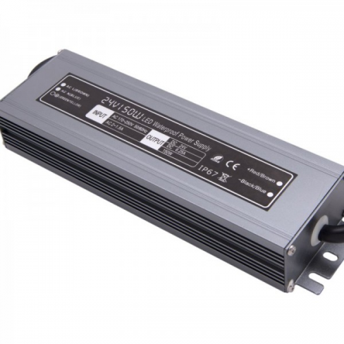 Блок питания Стандарт, 40W, 12V, IP67 защита от влаги