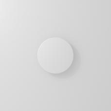 Накладной настенный светильник ECLIPSE, 6W, 3000K, 135*31мм, белый
