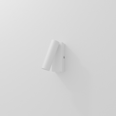 Накладной настенный светильник READER, 3W, 3000K, 110*60*40мм, белый