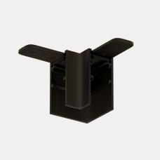 Коннектор угловой для магнитного шинопровода STELLAR